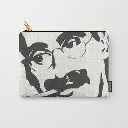 Mr. Marx Acrylic Pop Art Carry-All Pouch