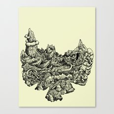 Landscape 03 Canvas Print