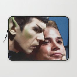 Touch of Souls Laptop Sleeve