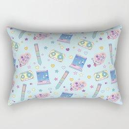 80s Babe Rectangular Pillow
