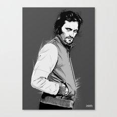Prince Vince Canvas Print