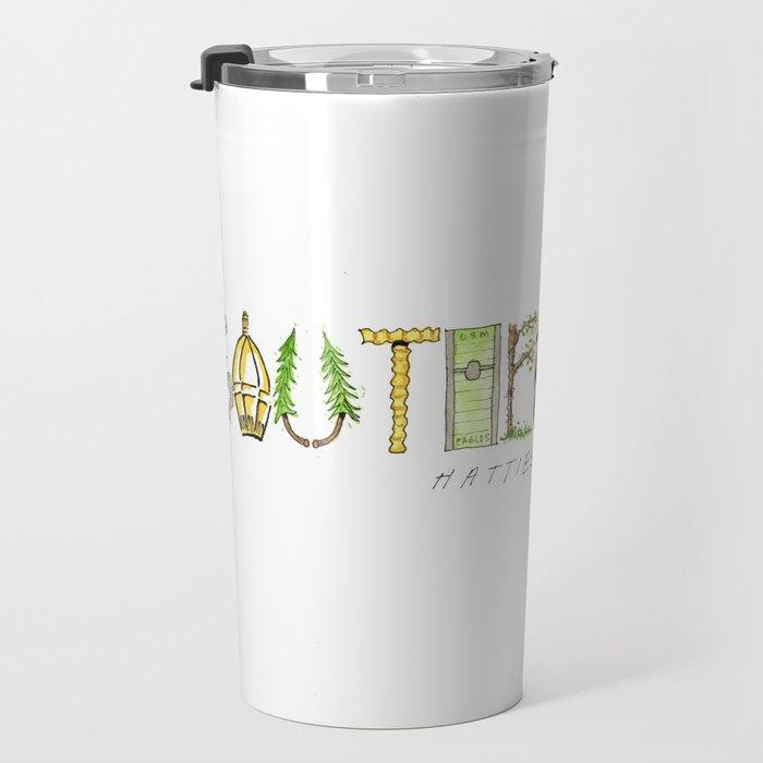 Southern Miss - Hattiesburg Travel Mug