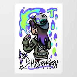 Spray Can Kids Series 2.0 Art Print