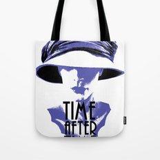 Time After Time Bleu Tote Bag