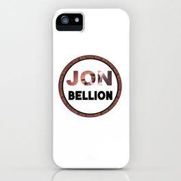 Jon Bellion: Beautiful Mind iPhone Case