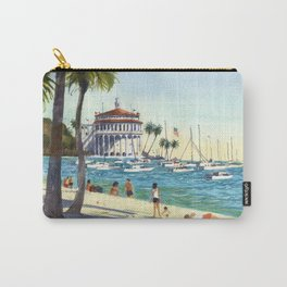Avalon, Catalina Island Carry-All Pouch