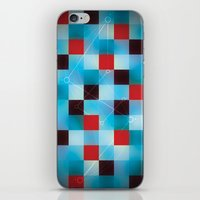 chemistry iPhone & iPod Skins featuring Chemistry. by ME&MO
