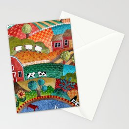 BONNIE DOON HILLS Stationery Cards