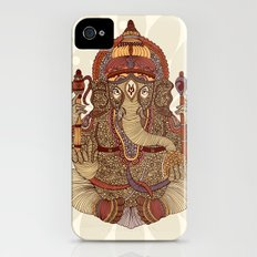 Ganesha: Lord of Success iPhone (4, 4s) Slim Case