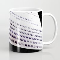 building Mugs featuring Building by ONEDAY+GRAPHIC
