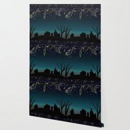 Fish constellation Wallpaper