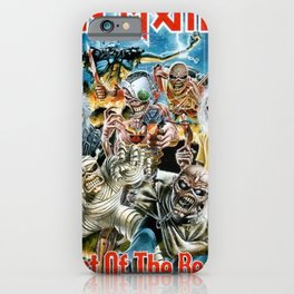 iron maiden album 2021 katrin10 iPhone Case
