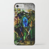 ukraine iPhone & iPod Cases featuring UKRAINE by lucborell