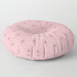Nezuko Pattern Floor Pillow