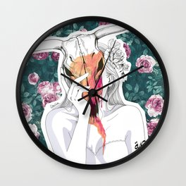 Numbness  Wall Clock