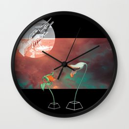 From The Concrete. Wall Clock