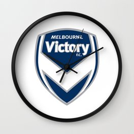 Melbourne Victory Wall Clock