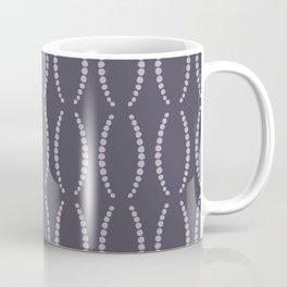 Beads in Iris Coffee Mug
