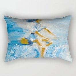 Sea cycling Rectangular Pillow