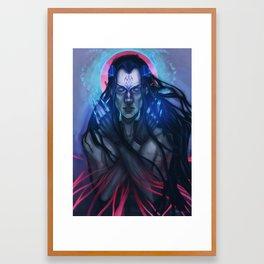 Ethereality Framed Art Print