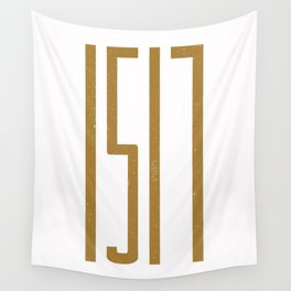 1517 (alt color) Wall Tapestry