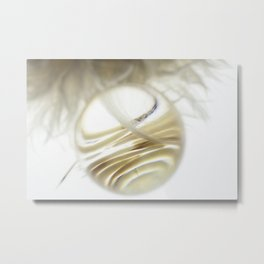 Quill Spell Metal Print