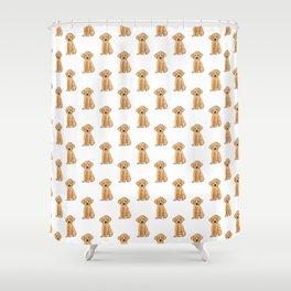 Doodle Shower Curtain