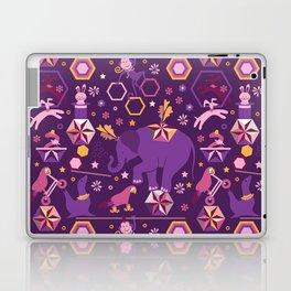Hexagon circus Laptop & iPad Skin