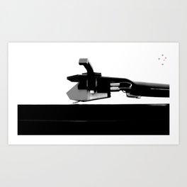 Hi-Fi Art Print