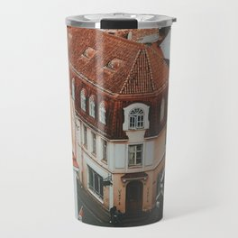 Tallinn Old Town Travel Mug