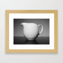 Pot Framed Art Print