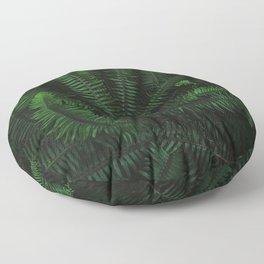 Oregon Fern x Forest Floor Floor Pillow