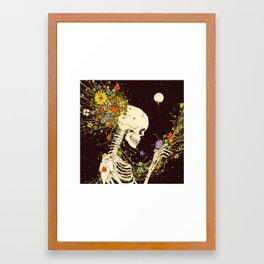 I Thought of the Life that Could Have Been Framed Art Print