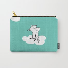Flying Fox by Amanda Jones Carry-All Pouch