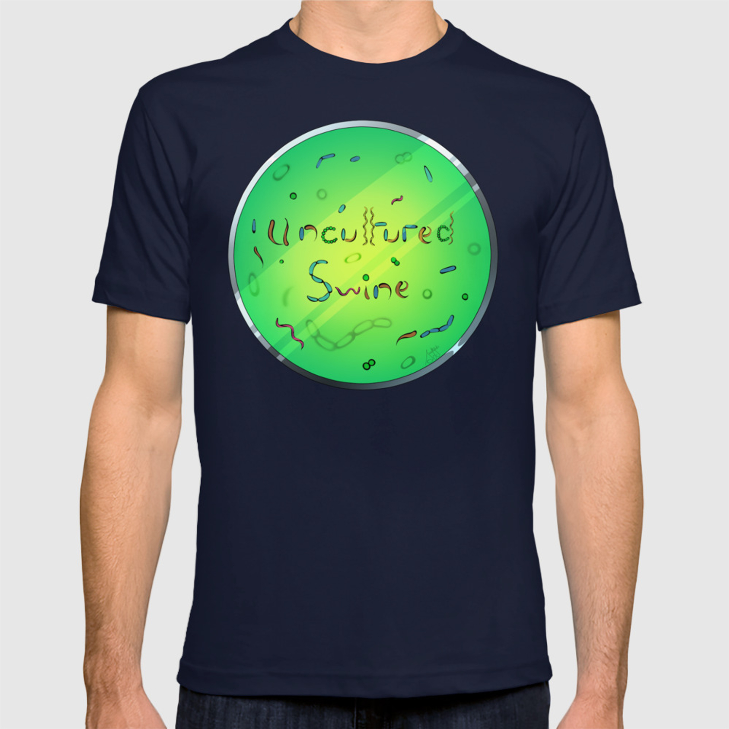 Uncultured Swine T Shirt By Swiftyuki Society6 Frozen in hell, deceptive uncultured swine is a aggressive/deathcore. society6