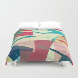 Jazz in the Hot Club Duvet Cover