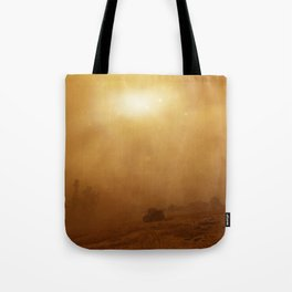 The Lost Panther Tote Bag