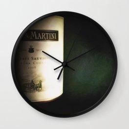 Toast Wall Clock