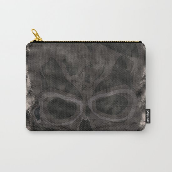 Abstract,Skull Carry-All Pouch