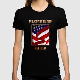 USCG ret. T-shirt