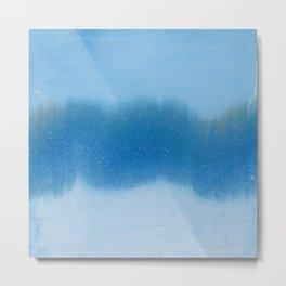 Abstract No. 207 Metal Print