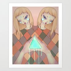 You and I Art Print