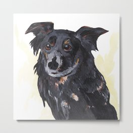 Puppy Dog Metal Print
