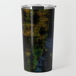 Deluminated Travel Mug