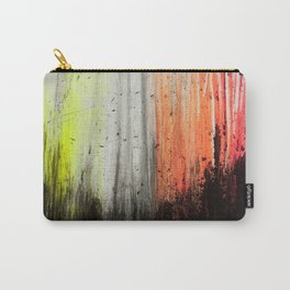 Trees in Neon Carry-All Pouch