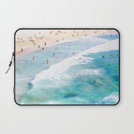 Lazy Daze at Bondi Laptop Sleeve