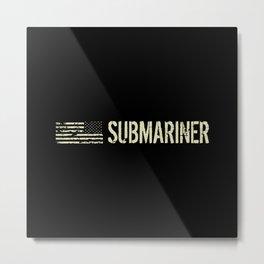 Submariner Metal Print