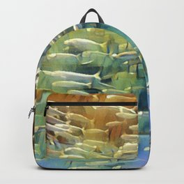In the Fish Bowl Backpack