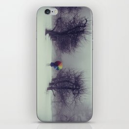 Trapped in Wonderland iPhone Skin