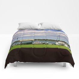 Town Centre - Metung - Australia Comforters